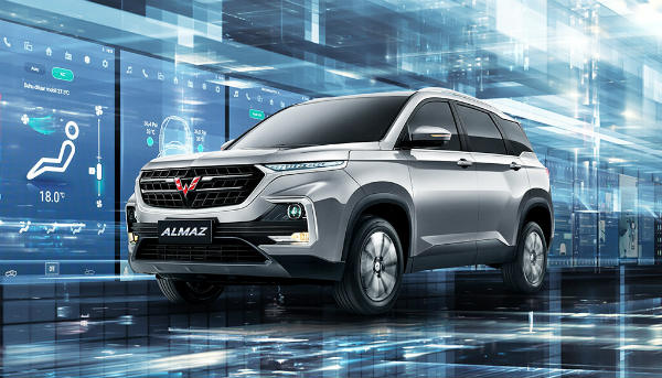 mg hector 7 seater