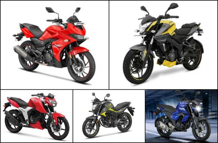 top 10 bikes under 1 lakh