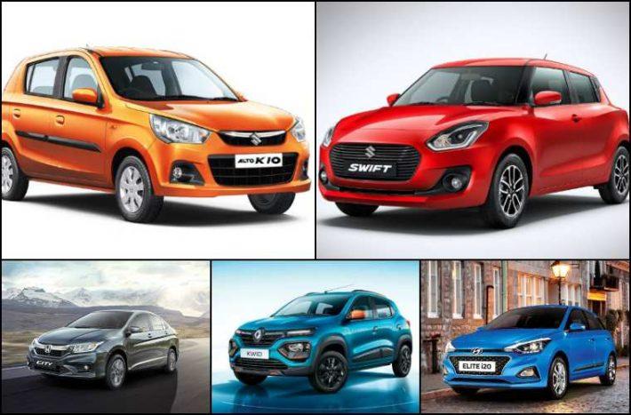 top 10 petrol cars india