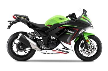 2021 kawasaki ninja 300 revealed