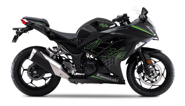 2021 ninja 300