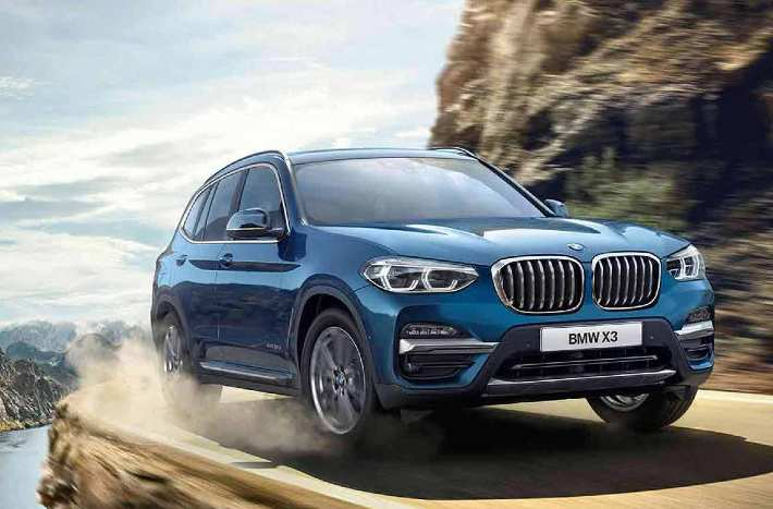 BMW X3 xDrive30i SportX Launched In India