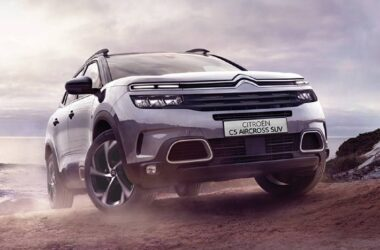 Citroen C5 Aircross Official Bookings To Commence On March 2021