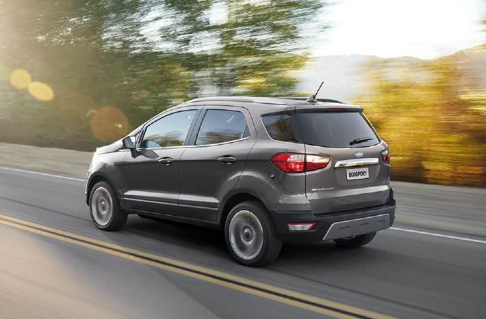ford ecosport new model