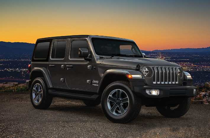 All-New Made-In-India Jeep Wrangler To Launch In India On March