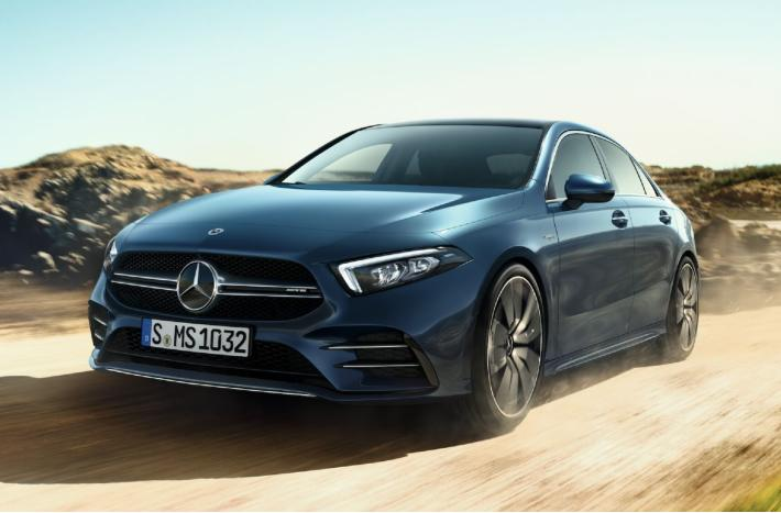 Mercedes-Benz A-Class Limousine To Be Launched On March 2021