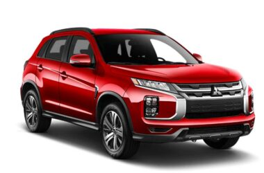 2021 Fourth-Gen Mitsubishi Outlander SUV Revealed