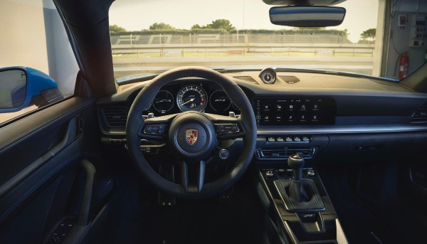 porsche 911 gt3 interior