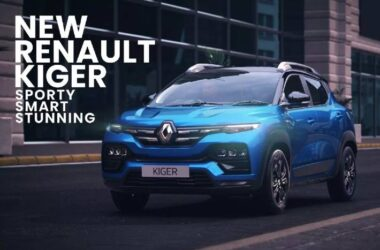renault kiger launched