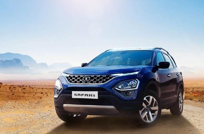 Tata Safari Launched In India