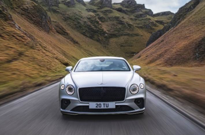 All-New Bentley Continental GT Speed Revealed