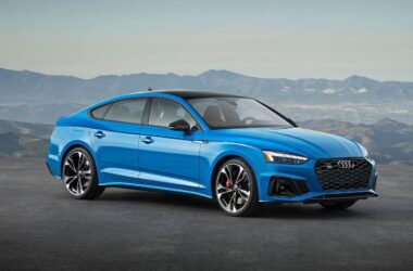 2021 Audi S5 Sportback Facelift Launched In India At Rs. 79.06 Lakh