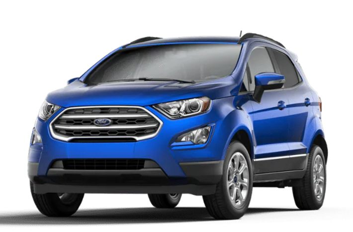 New Ford EcoSport SE Launched In India At Rs. 10.49 Lakh