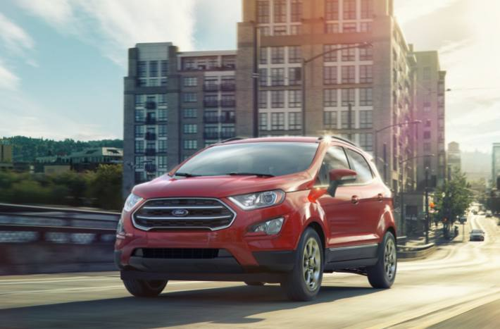 Ford EcoSport SE Variant India Launch In Two Weeks