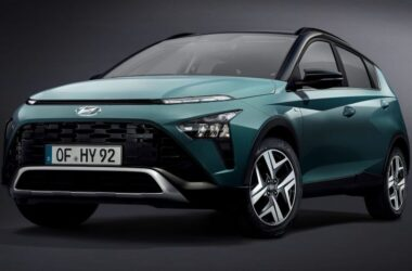 2021 New Hyundai Bayon SUV Revealed Globally