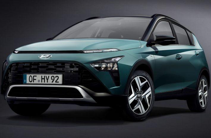 2021 New Hyundai Bayon SUV Revealed Globally