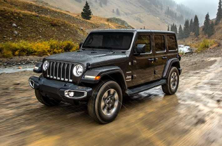 India Made 2021 Jeep Wrangler Launched At Rs. 53.90 Lakh