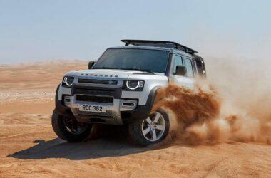 land rover defender diesel