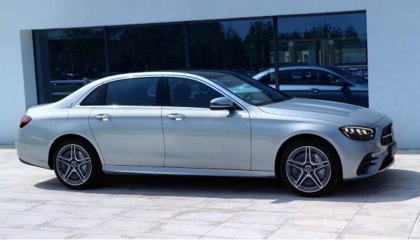Mercedes-Benz E-class Exterior