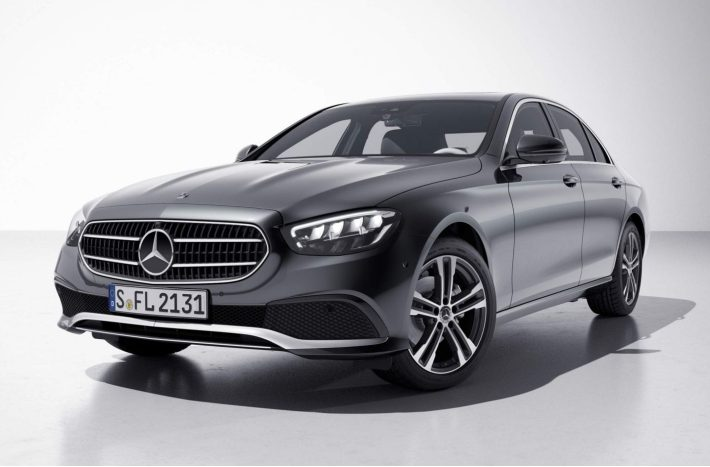 2021 Mercedes-Benz E-Class Facelift Launched In India