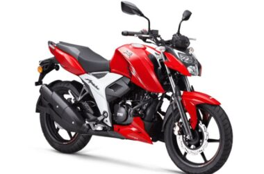 All-New TVS Apache RTR 160 4V Launched In India