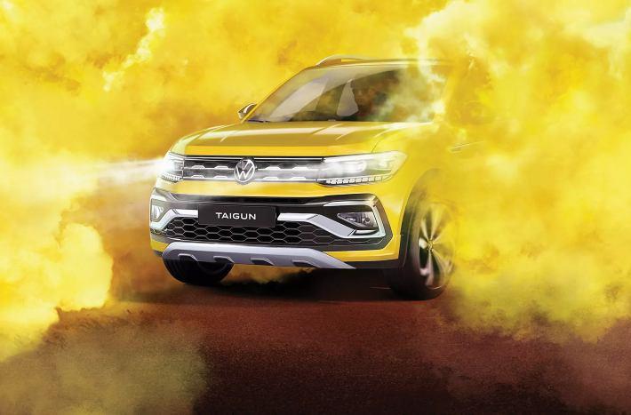 2021 Production-Spec Volkswagen Taigun Unveiled