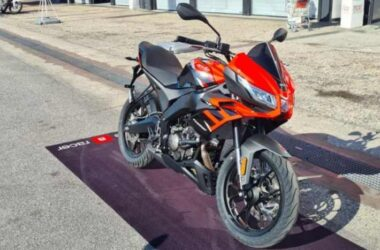 All-New Aprilia RS 125, Tuono 125 Revealed: Features New Exteriors