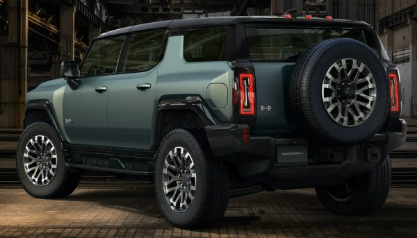 GMC Hummer EV SUV Officially Unveiled