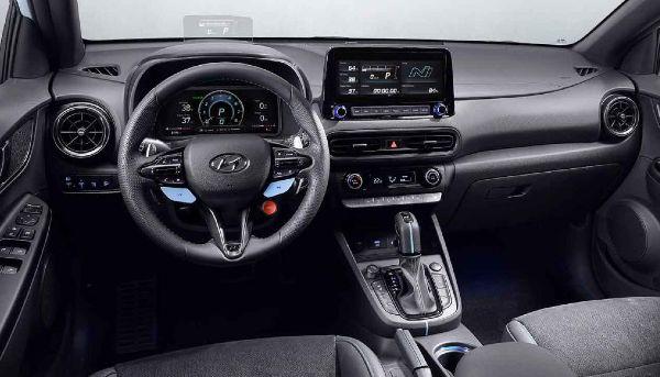 Hyundai Kona N SUV Revealed; Gets Latest Features