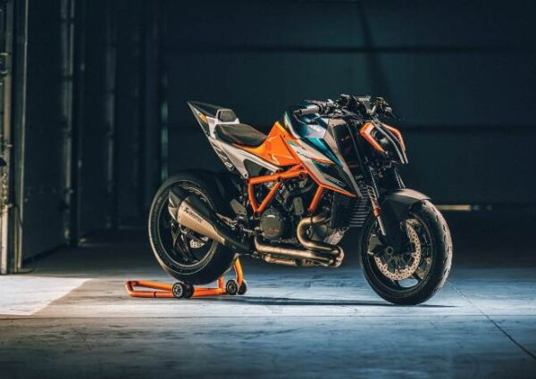 Limited-Edition 2021 KTM 1290 Super Duke RR Officially Revealed