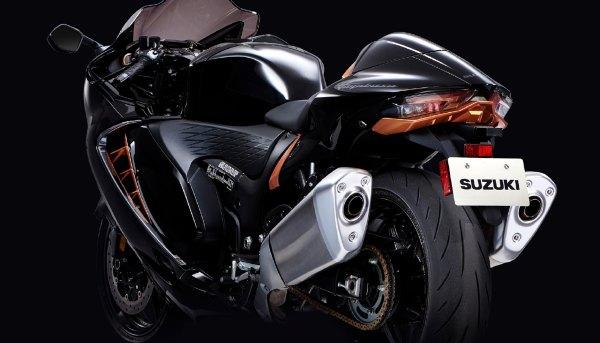 2021 Suzuki Hayabusa India Launch To Happen Soon