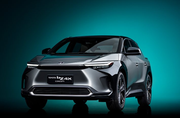 Toyota BZ4X Electric SUV Concept Revealed: Deliveries Begin In 2022
