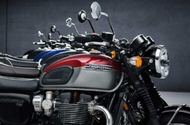 2021 Triumph Bonneville Range Launched In India