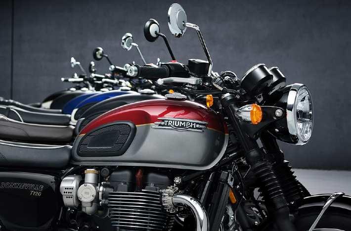 2021 Triumph Bonneville Range Launched In India