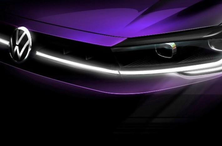 2021 Volkswagen Polo Teased Ahead Of Global Debut Tomorrow