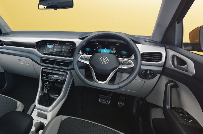 Volkswagen Taigun Interior Details Revealed: What's New?