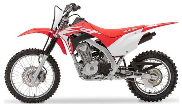 2021 honda crf125f specs