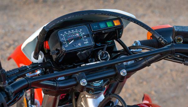 honda xr650l speedometer