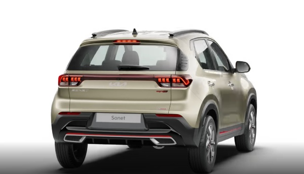 2021 Kia Sonet Launched In India At Rs. 6.79 Lakh