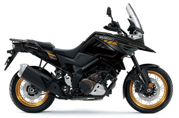 2021 Suzuki V-Strom 1050, 1050XT Introduced In New Colours