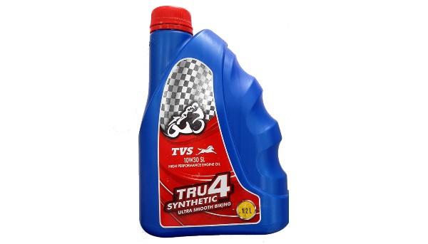 tvs engine oil