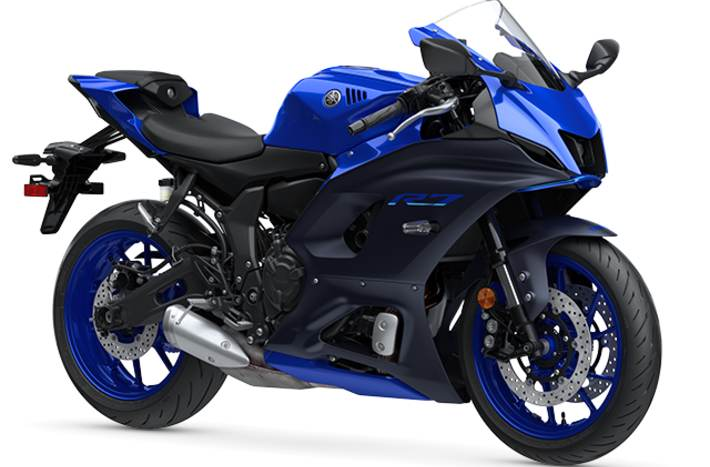 2021 Yamaha YZF-R7 Officially Unveiled