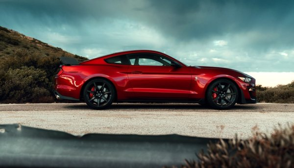 2022 Ford Mustang Specs