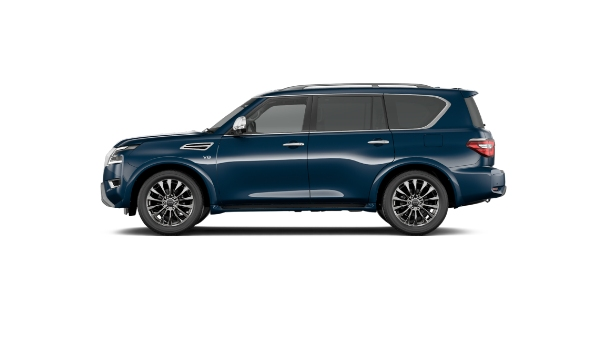 The Nissan Armada is the brand's luxury SUV in its second generation now. This full-size SUV is known for its sporting capabilities and is an exciting car for the money.