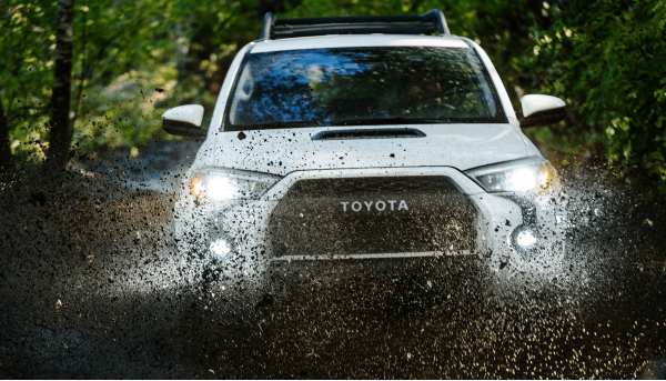 2023 Toyota 4Runner Safety Features Model