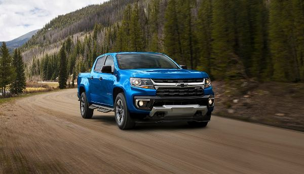2023 Chevy Colorado New Changes