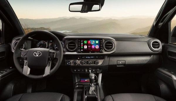 2022 Toyota Tacoma Safety