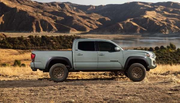 2022 Toyota Tacoma Exterior