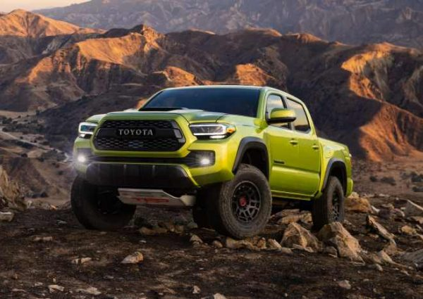 2022 Toyota Tacoma
